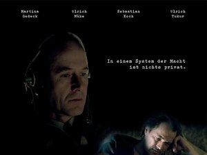 plakat z filmu Życie na podsłuchu
