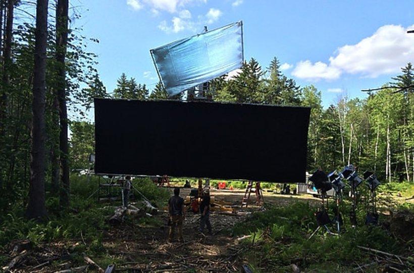 Plan zdjęciowy Gregory'ego Crewdsona