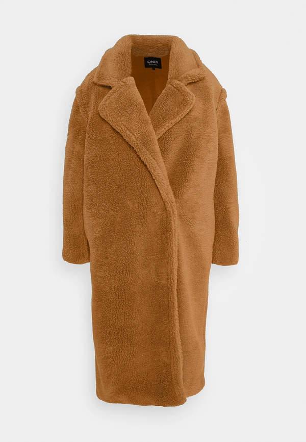 płaszcz futro
