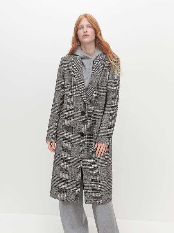 płaszcz reserved zima 2021
