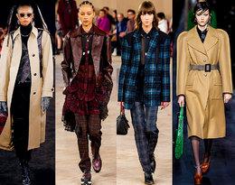 Wiemy, jakie płaszcze będą modne w najbliższym sezonie 2019/2020!
