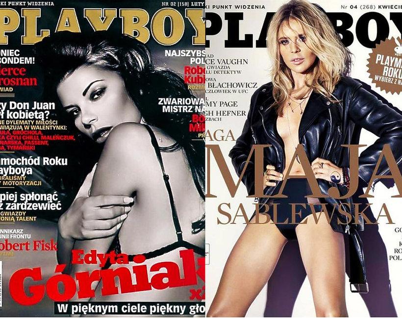 Playboy okładka