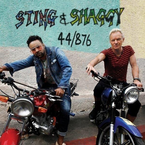 płyta z autografami Stinga i Shaggy'ego na aukcję WOŚP 2019, VIVA!