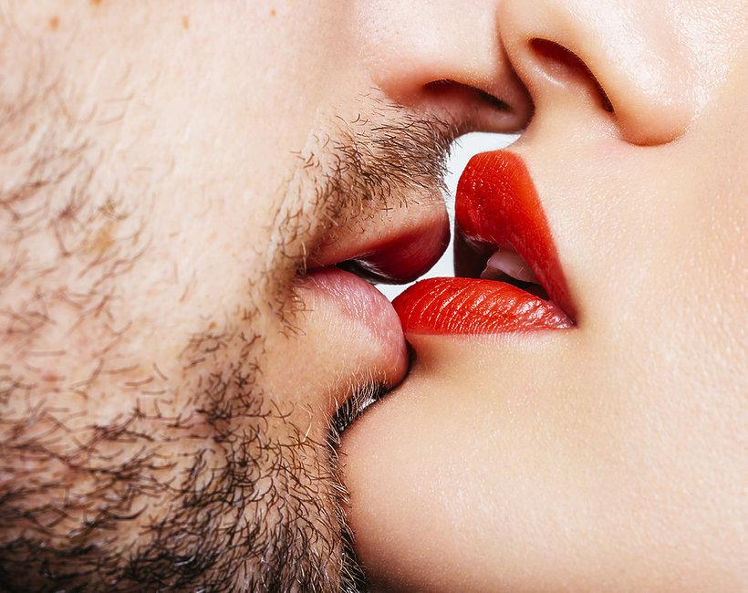 pocałunki i seks a kalorie