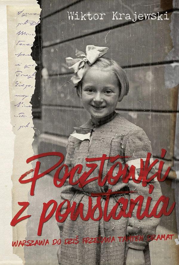 Pocztówki z powstania - książka Wiktora Krajewskiego