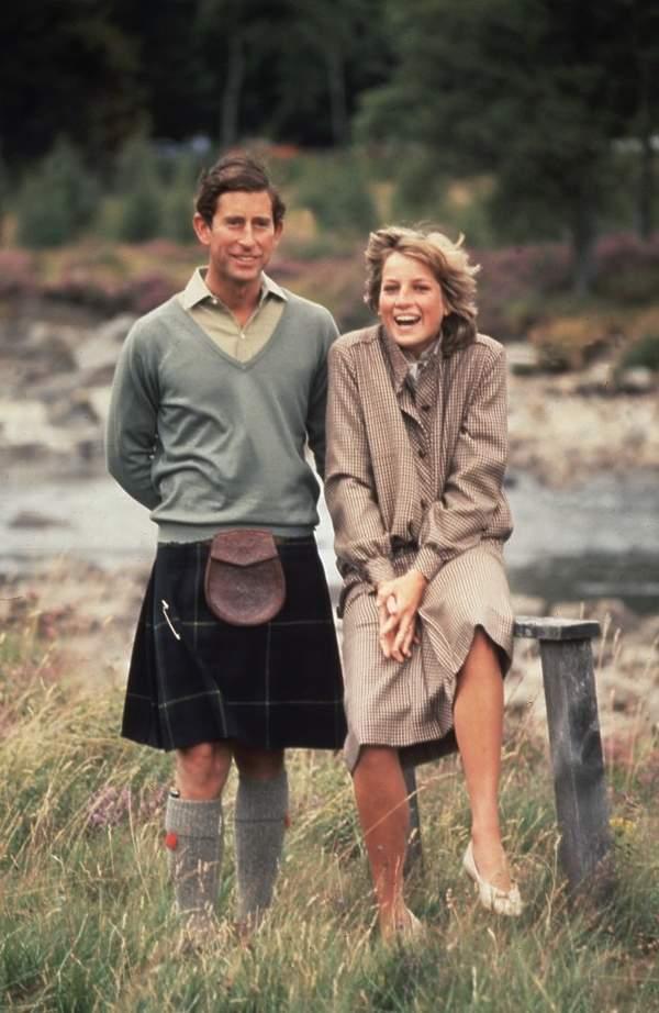 Podróż poślubna księżnej Diany i księcia Karola