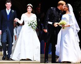 Nie tylko księżniczka Eugenia i księżna Meghan. Zobacz, ktow 2018 roku wziął ślub!