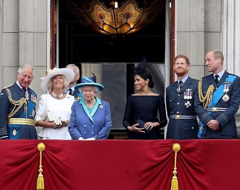 PODSUMOWANIE 2020 ROKU w brytyjskiej rodzinie królewskiej