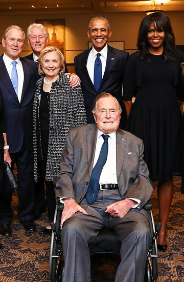 Pogrzeb Barbary Bush