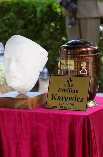Pogrzeb Emila Karowicza