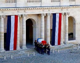 Jacques Chirac nie żyje. Na pogrzeb byłego prezydenta Francji przybyło około 2 tys. gości!