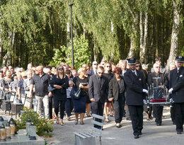 Pogrzeb Konrada Gacy