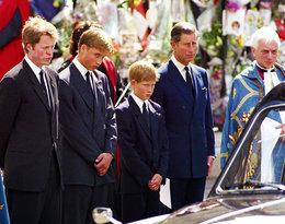Tak pożegnano księżną Dianę. Jej pogrzeb był wyjątkowy pod wieloma względami...