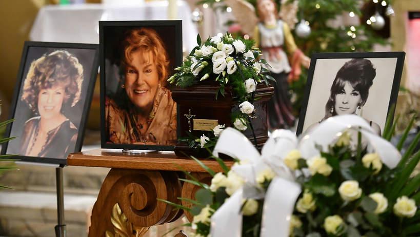 Pogrzeb Marii Koterbskiej