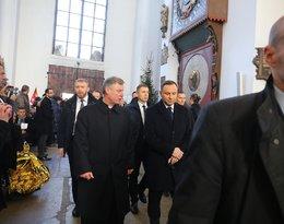 Pogrzeb Pawła Adamowicza, Andrzej Duda