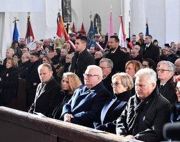 Pogrzeb Pawła Adamowicza, Donald Tusk, Lech Wałęsa, Aleksander Kwaśniewski