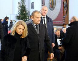 Pogrzeb Pawła Adamowicza, Donald Tusk, Małgorzata Tusk