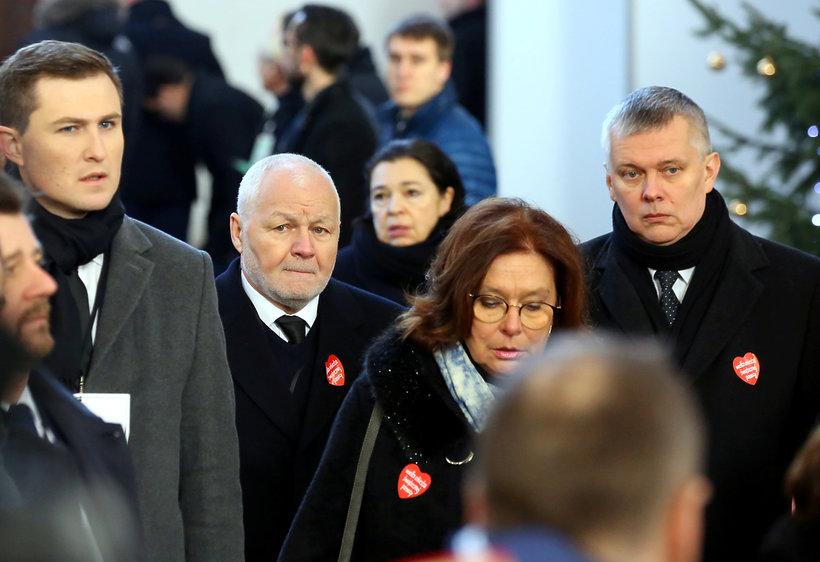 Pogrzeb Pawła Adamowicza, Małgorzata Kidawa-Błońska