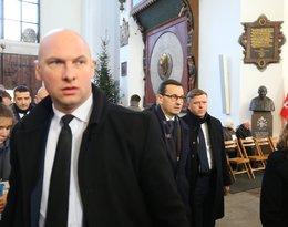 Pogrzeb Pawła Adamowicza, Mateusz Morawiecki