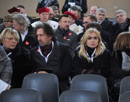 Pogrzeb Pawła Adamowicza, Monika Olejnik