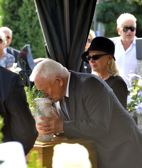 Pogrzeb syna Leszka Millera