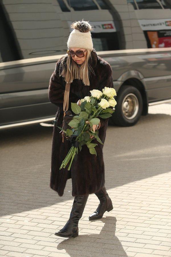 Pogrzeb Zofii Czerwińskiej: Ewa Kuklińska