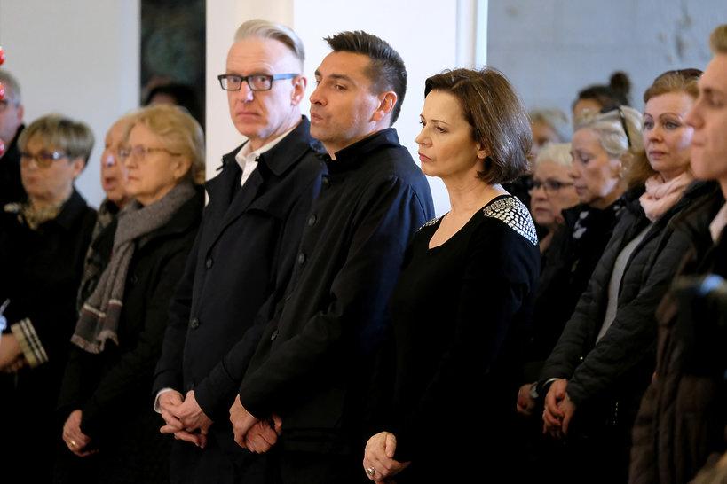 Pogrzeb Zofii Czerwińskiej: Mariusz Szczygieł