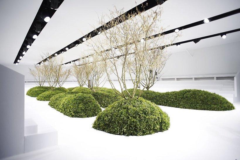 Pokaz Dior Haute Couture wiosna-lato 2013