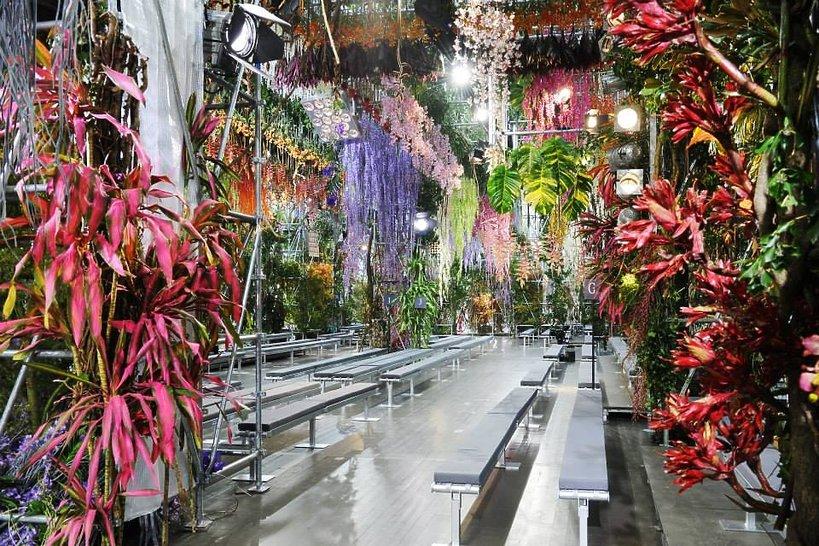 Pokaz Diora wiosna-lato 2014
