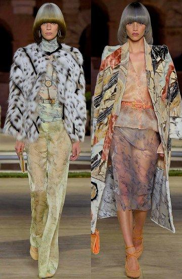 pokaz Fendi Couture 2019 w Rzymie