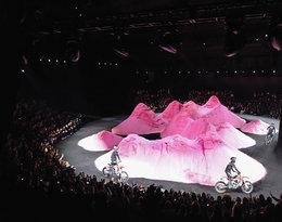 Pokaz Fenty Puma by Rihanna. Miejsce pokazu w Park Avenue Armory.