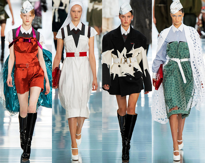 pokaz Maison Margiela SS 2020, Paris Fashion Week
