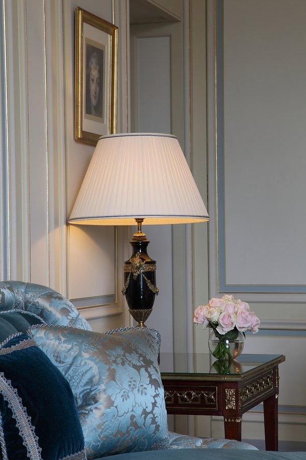 Pokój deluxe w hotelu Ritz