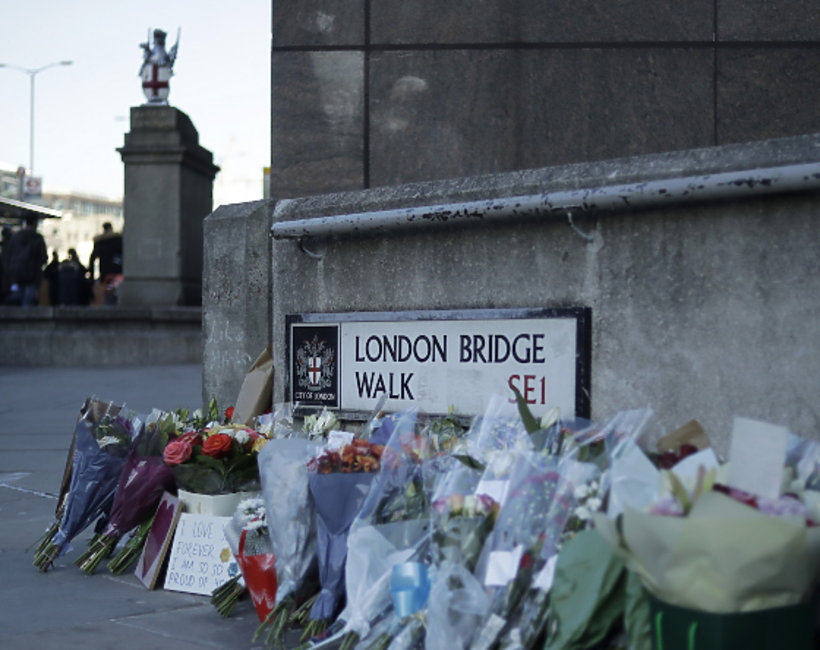 Polak z London Bridge