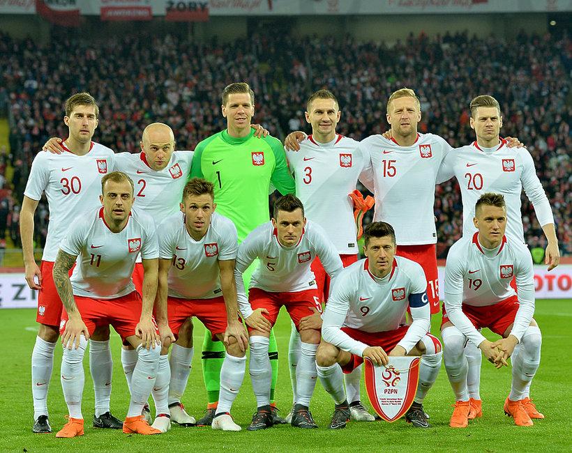 Polska kadra, reprezentacja Polski w piłce nożnej