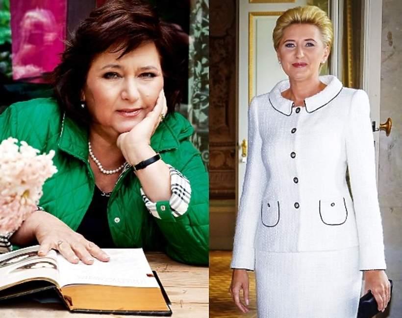 Polskie pierwsze damy