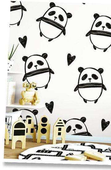 Pomysł na ścianę: tapety
