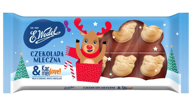 Pomysły na słodkie świąteczne upominki Wedel