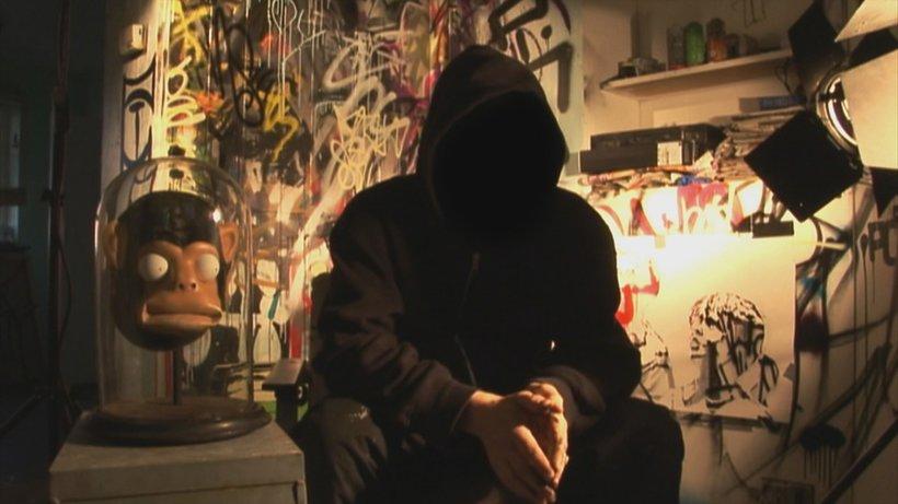 Portret Banksy'ego