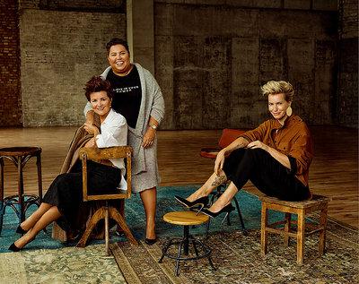 Power Women, Siła Kobiet, Jolanta Kwaśniewska, Dorota Wellman, Paulina Smaszcz-Kurzajewska, VIVA! wrzesień 2018