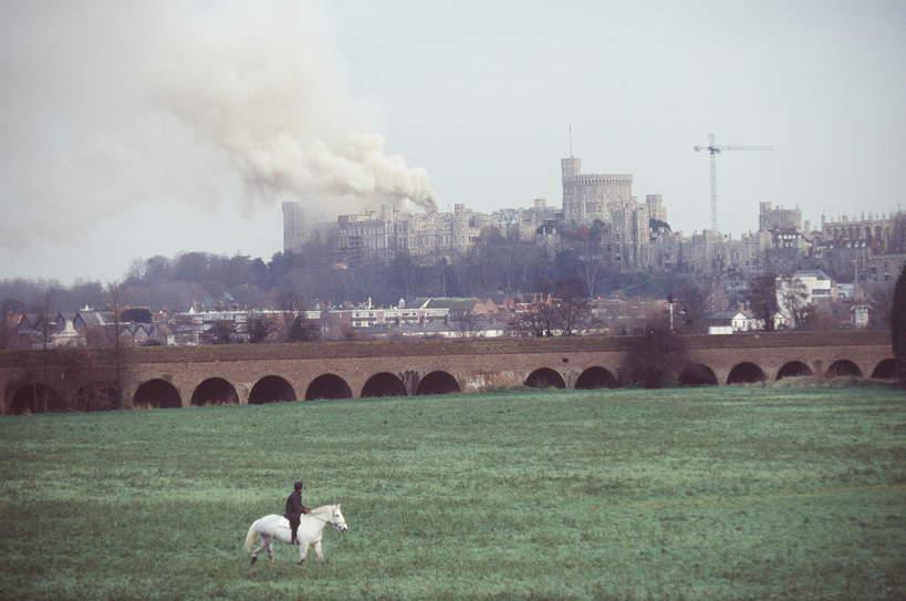 Pożar Zamku w Windsorze
