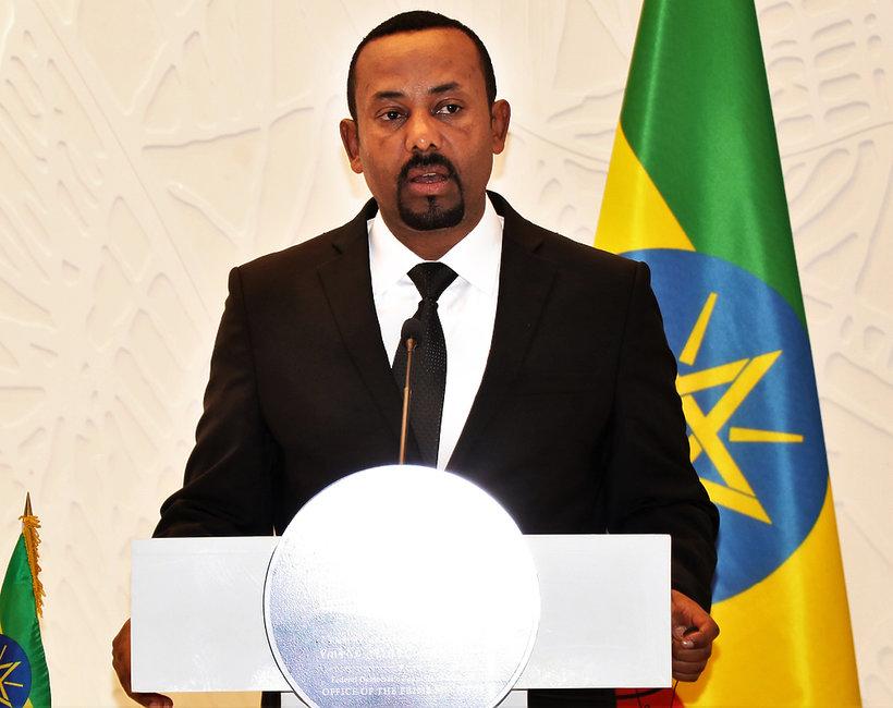 Premier Etiopii, Pokojowa Nagroda Nobla, Abiy Ahmed Ali