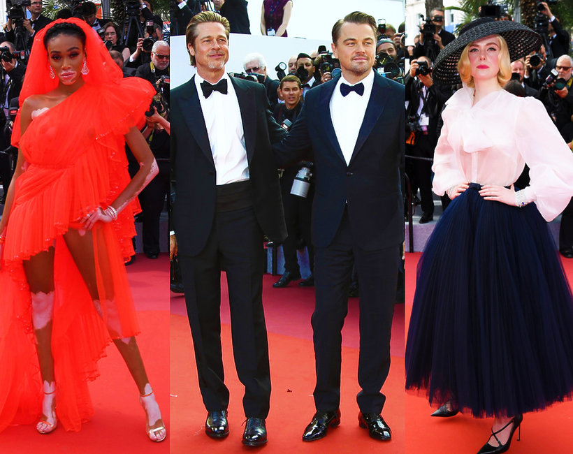 Premiera Once Upon a Time in Hollywood w Cannes