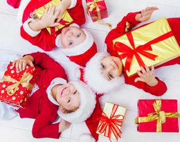 Na co dzieci czekają w święta najbardziej? Oczywiście, na... prezenty!