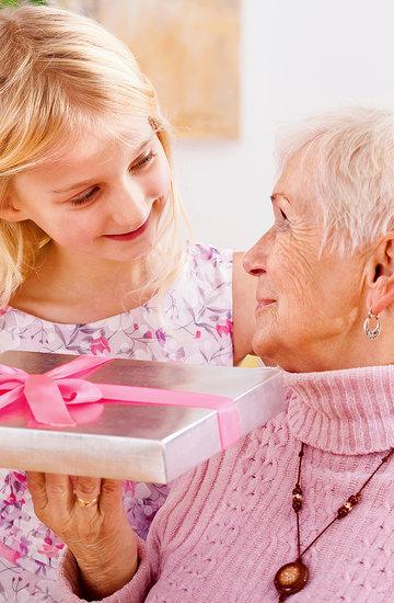 prezenty na dzień babci