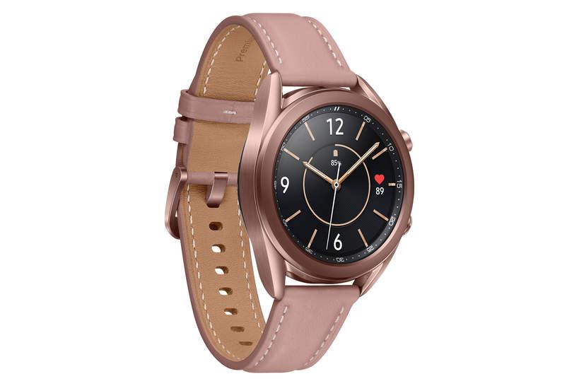 Prezenty świąteczne od Samsung - Samsung Galaxy Watch3