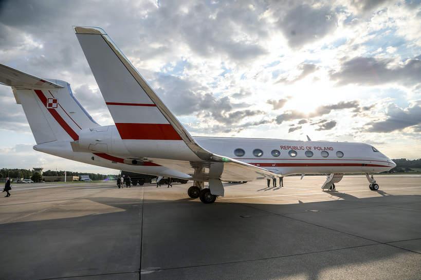 Prezydent RP, samolot