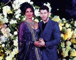 Priyanka Chopra i Nick Jonas zorganizowali trzecie (!) przyjęcie weselne w stylu Bollywood