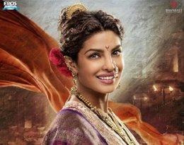 Priyanka Chopra, plakat filmu Bajirao Mastani