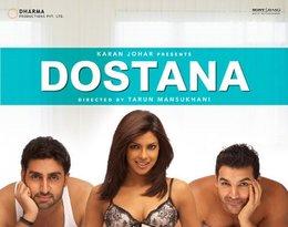 Priyanka Chopra, plakat filmu Dostana